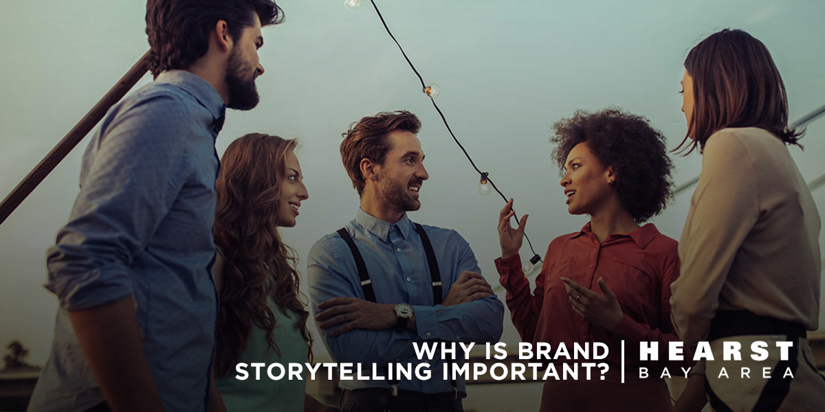 Why is Brand Storytelling Important Article