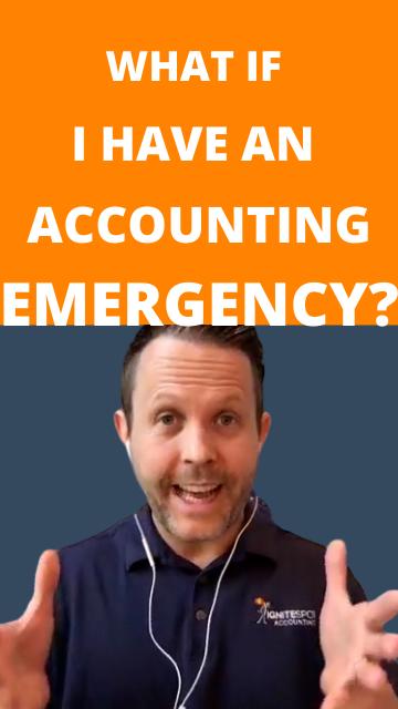 Accounting Emergency FB Live w captions