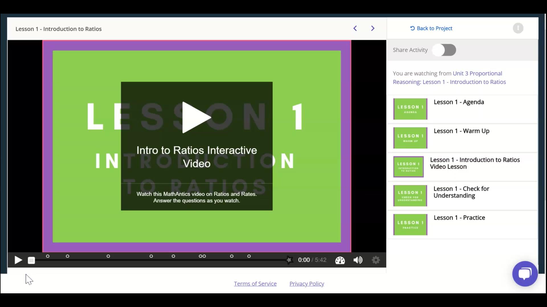 Interactive Video-1