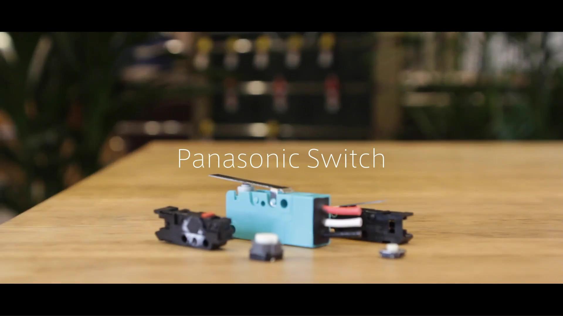Panasonic _switch