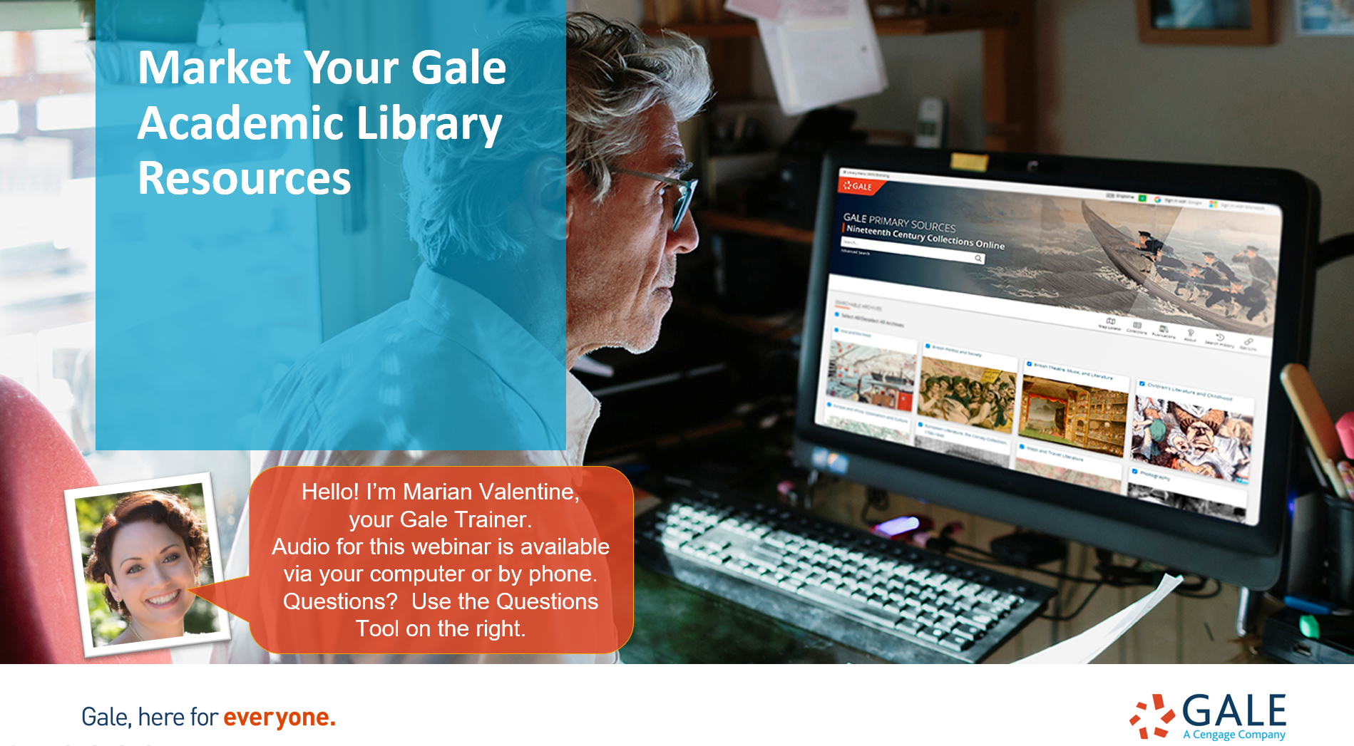 Market Your Gale Academic Library Resources Thumbnail