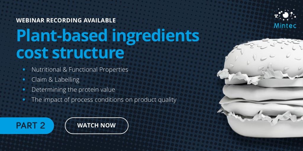 Plant Based Protein Webinar 2.0 - edit