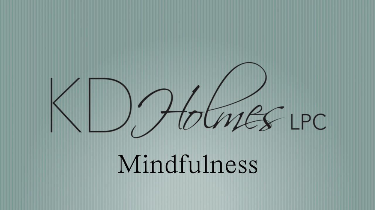 Mindfulness 720