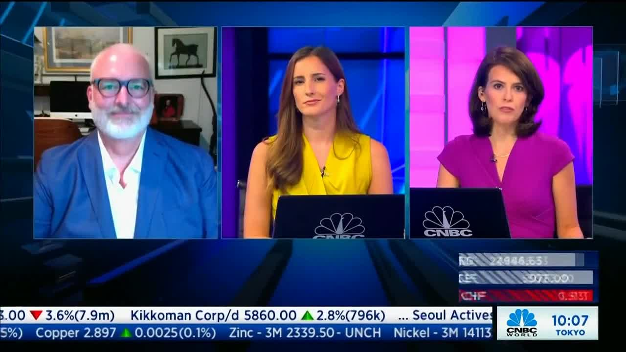 Lowell on CNBC: Gold's a Tactic, Not a Strategy