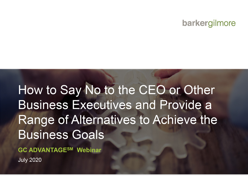 How-to-Say-No-to-the-CEO_video