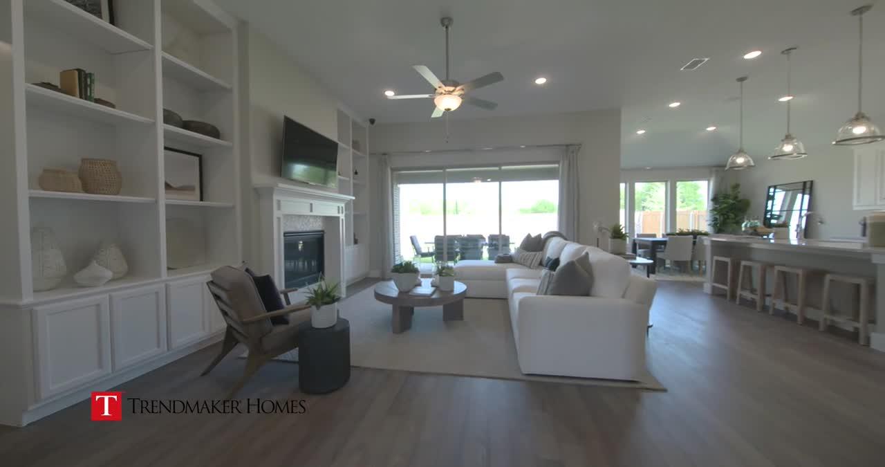 Carson Model Home
