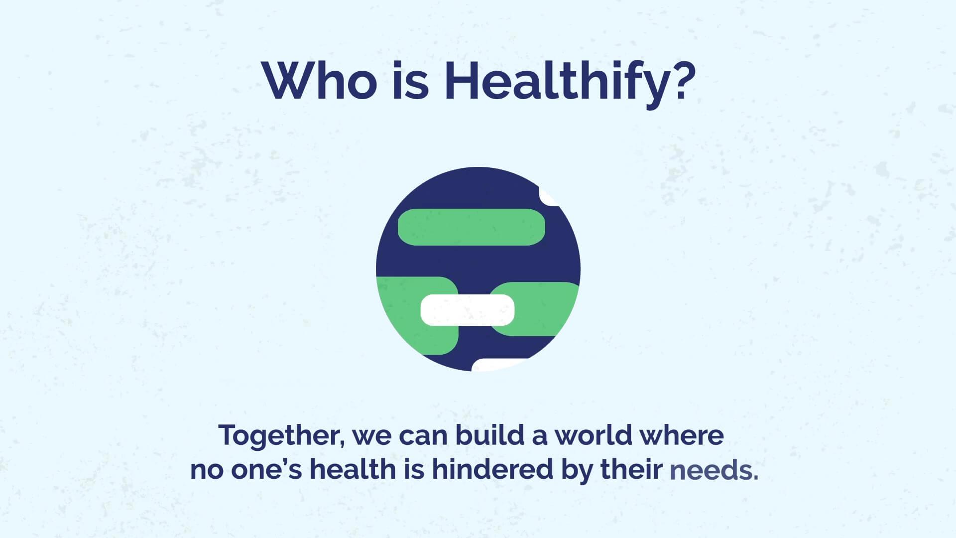 Healthify Animation