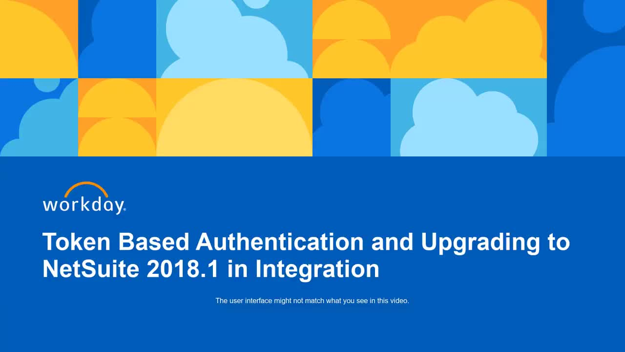 Token Based Authentication and upgrading to NetSuite 2018.1