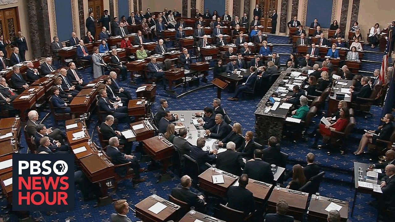 Jessica Taylor: Analysis on 2020 Senate Election