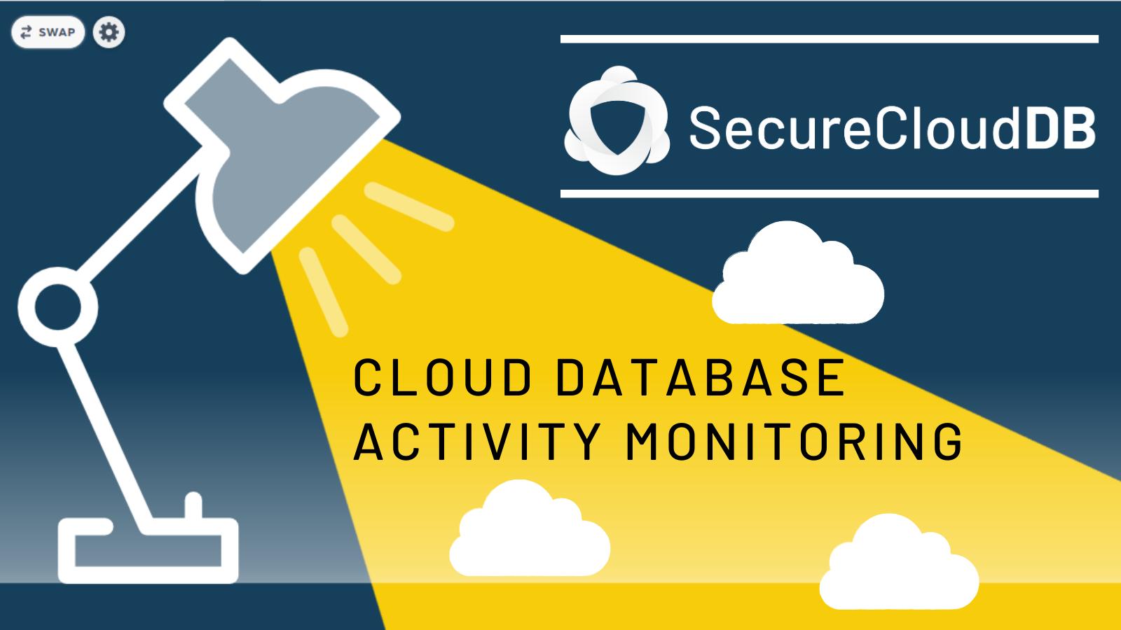 SCDB Database Activity Monitoring