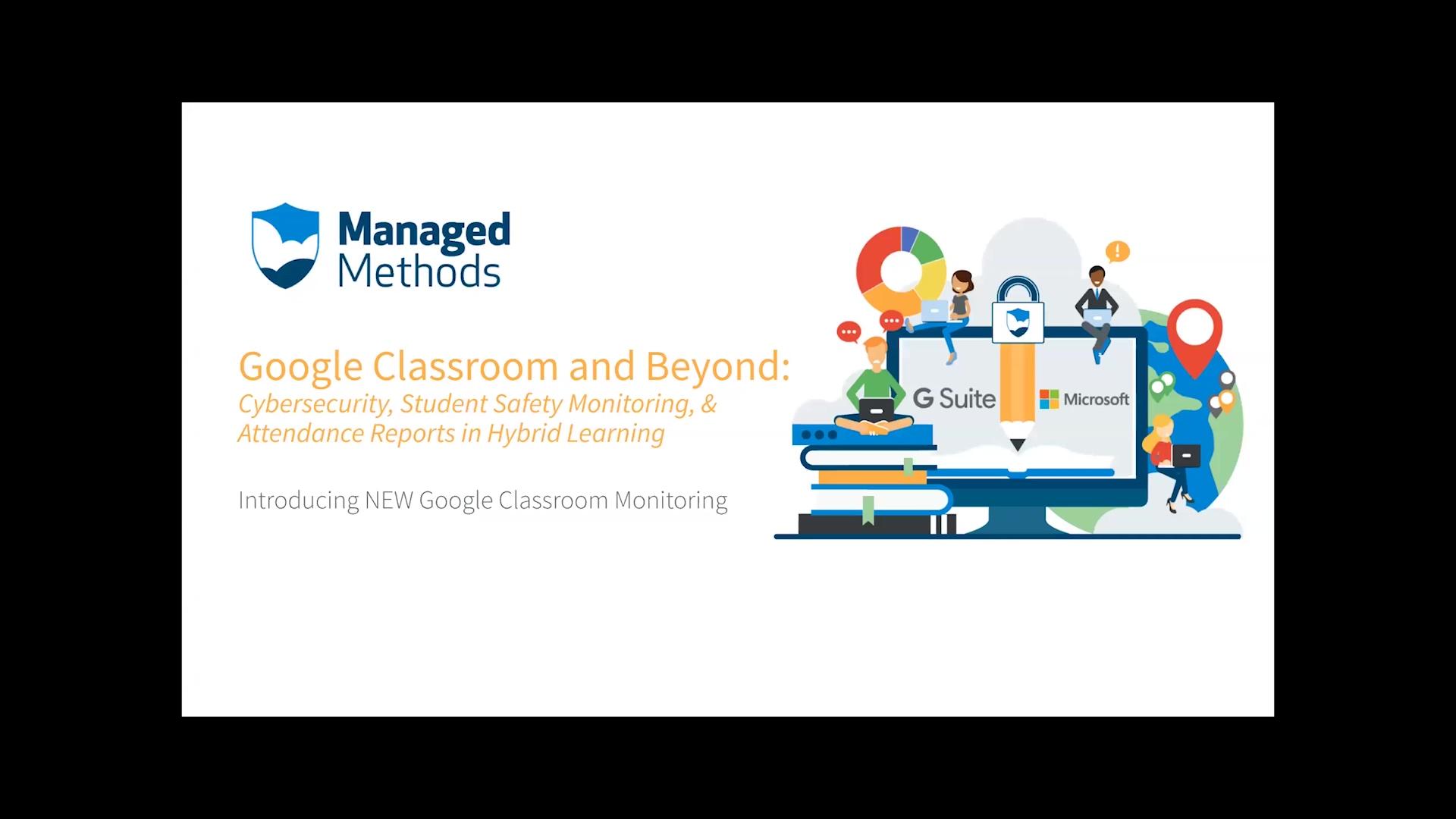 ManagedMethods Google Classroom Safety Security
