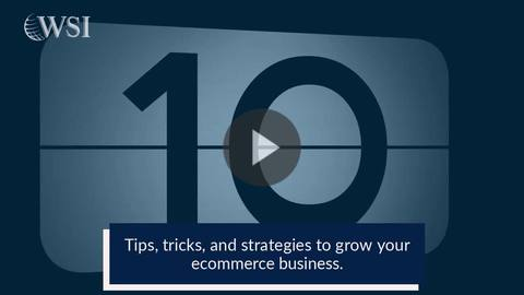 Improve your Ecommerce Website Experience with our Expert Tips