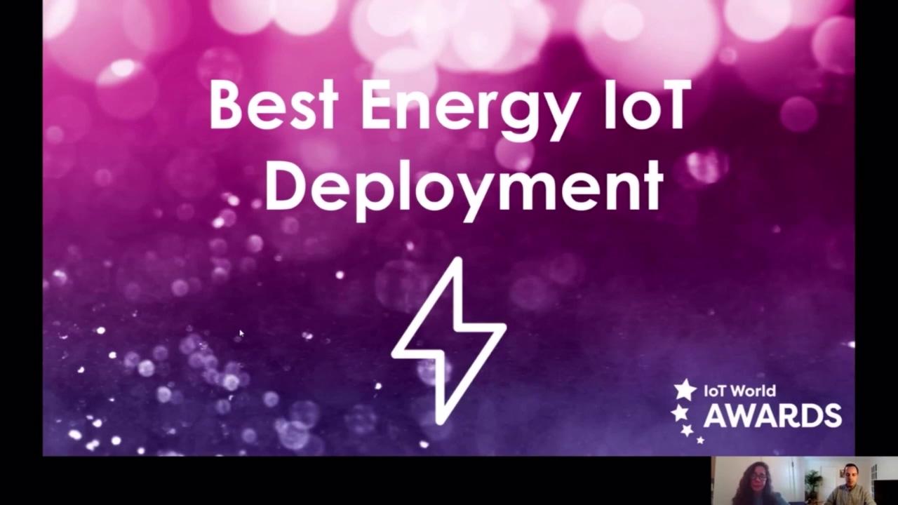 Saudi Aramco IoT World Award