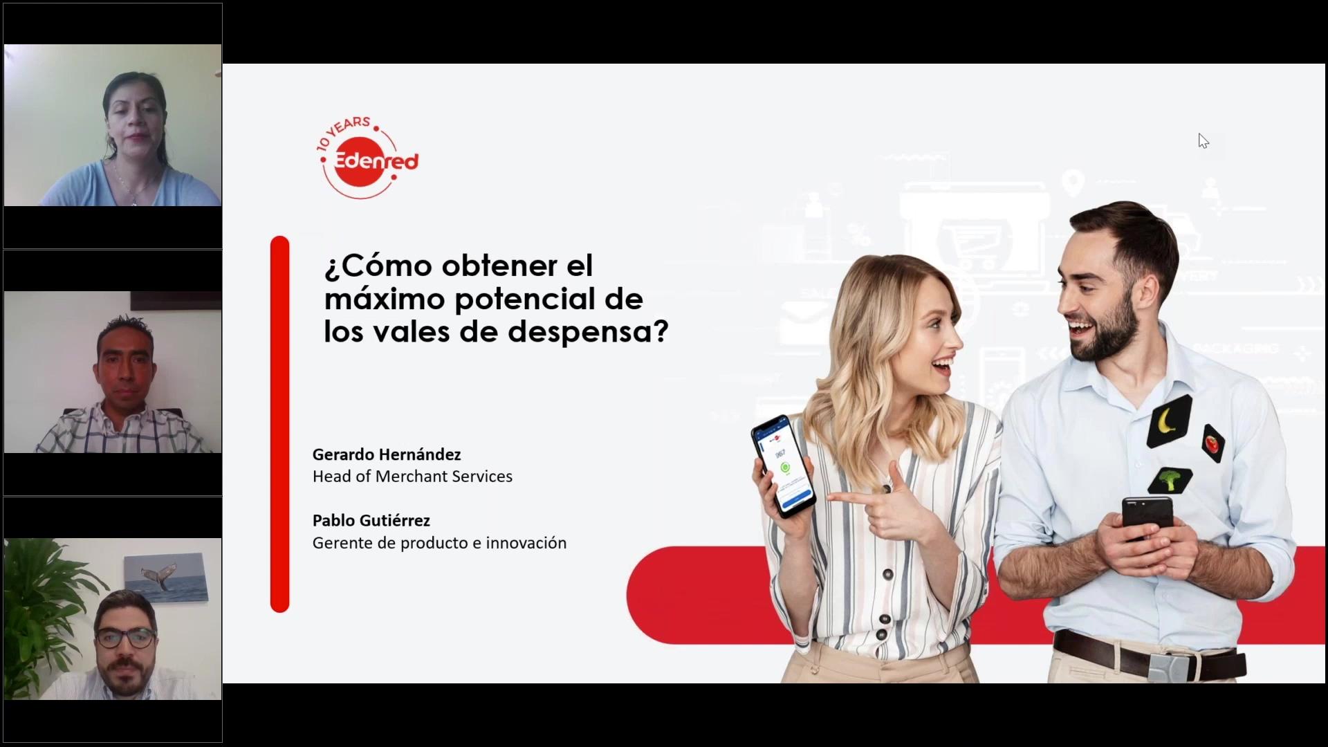39 clip webinar ¿CÓMO OBTENER EL MÁXIMO POTENCIAL DE LOS VALES DE DESPENSA?