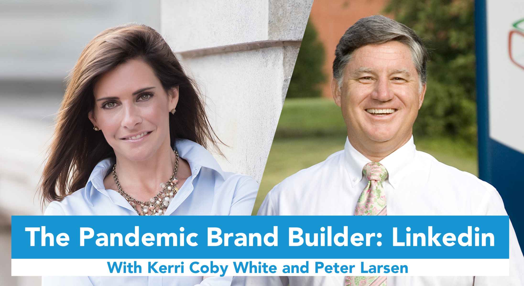 Coffee with Cobb 8.13.2020 -the Pandemic Brand Builder Linkedin