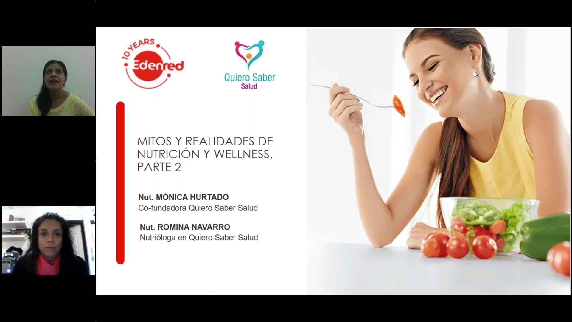 47 clip webinar MITOS Y REALIDADES DE NUTRICIÓN Y WELLNESS, PARTE 2