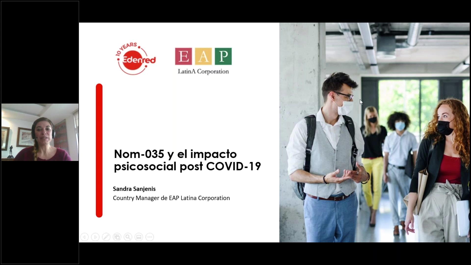 48 clip webinar NOM- 035 y el impacto psicosocial post COVID parte 2
