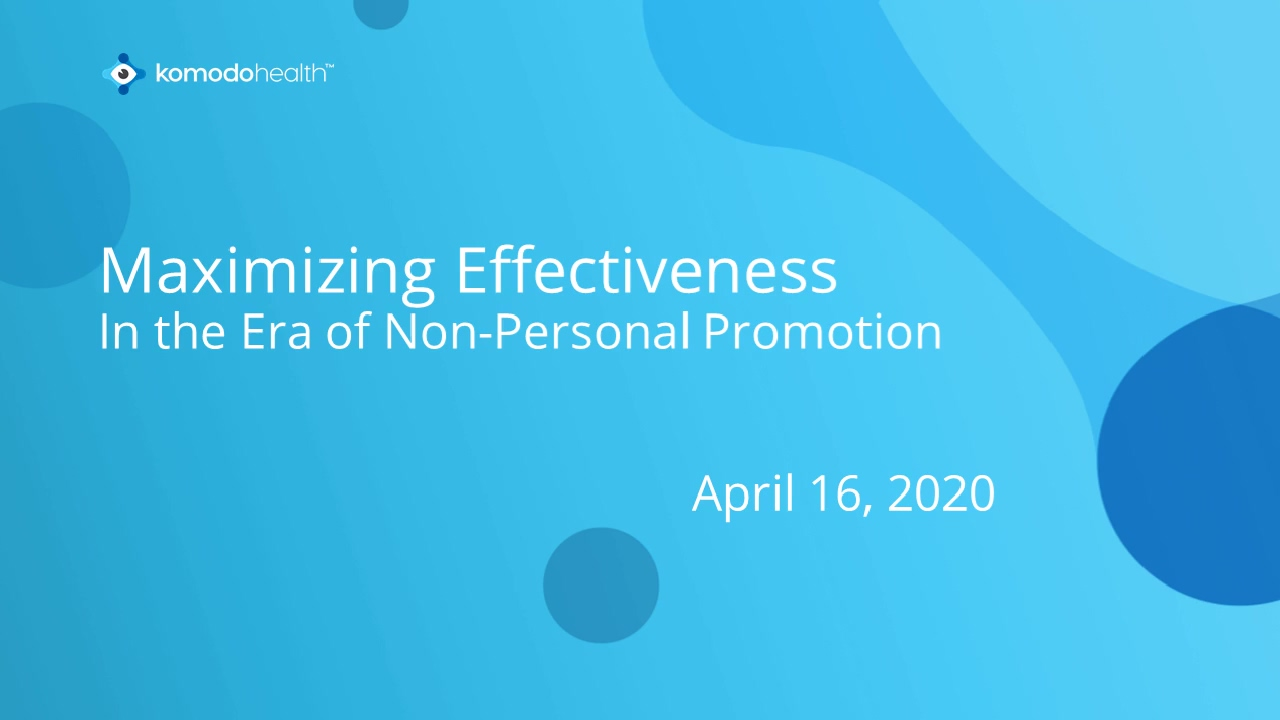 MM&M 0416 - Maximizing Effectiveness in the Era of Non-Personal Engagement