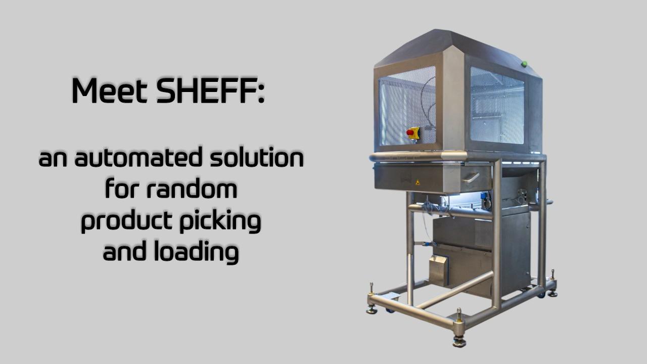 SHEFF Distributor Video