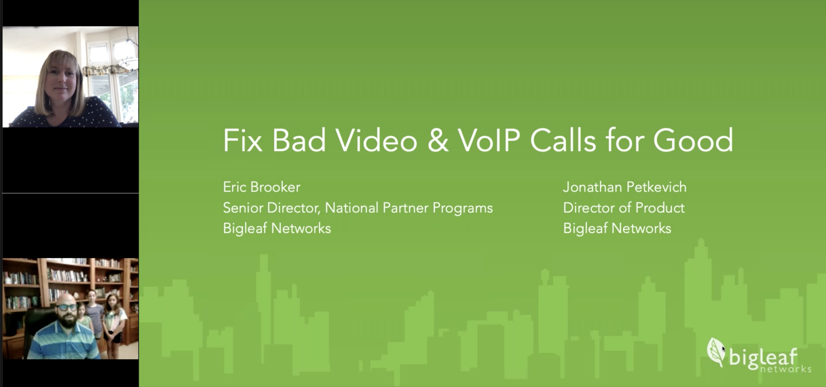Fix Bad Video & VoIP Calls for Good