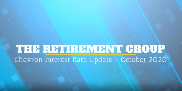 Chevron Interest Rates Update - October 2020