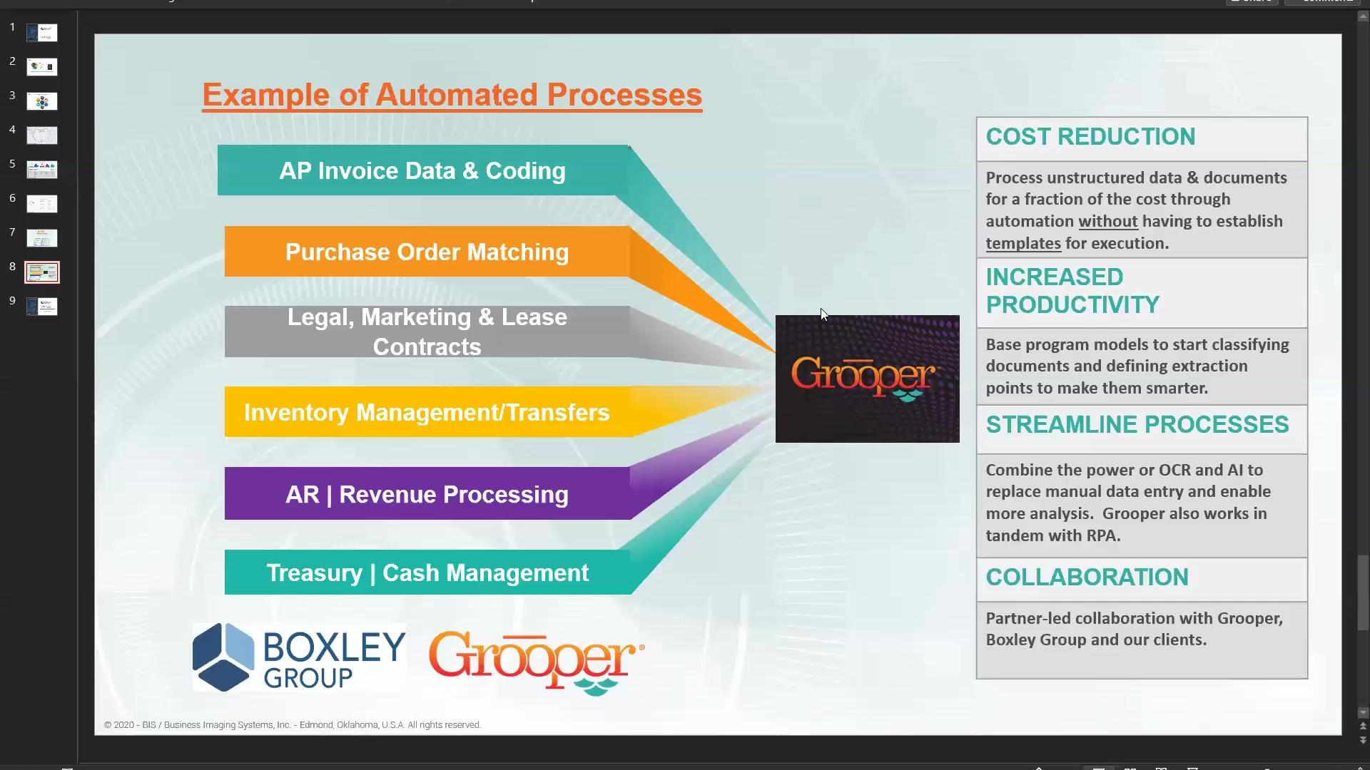 Boxley AP Automation