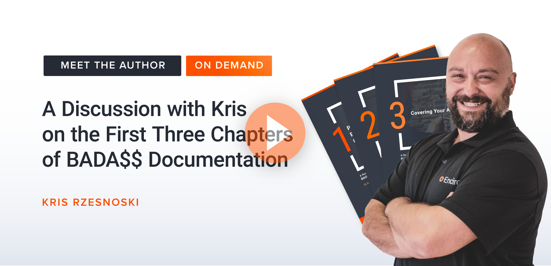 Meet the Author_ A Discussion with Kris on the First Three Chapters of BADA$$ Documentation
