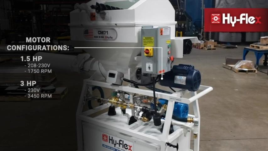 Hy-Flex-CM71-continuous-mixer