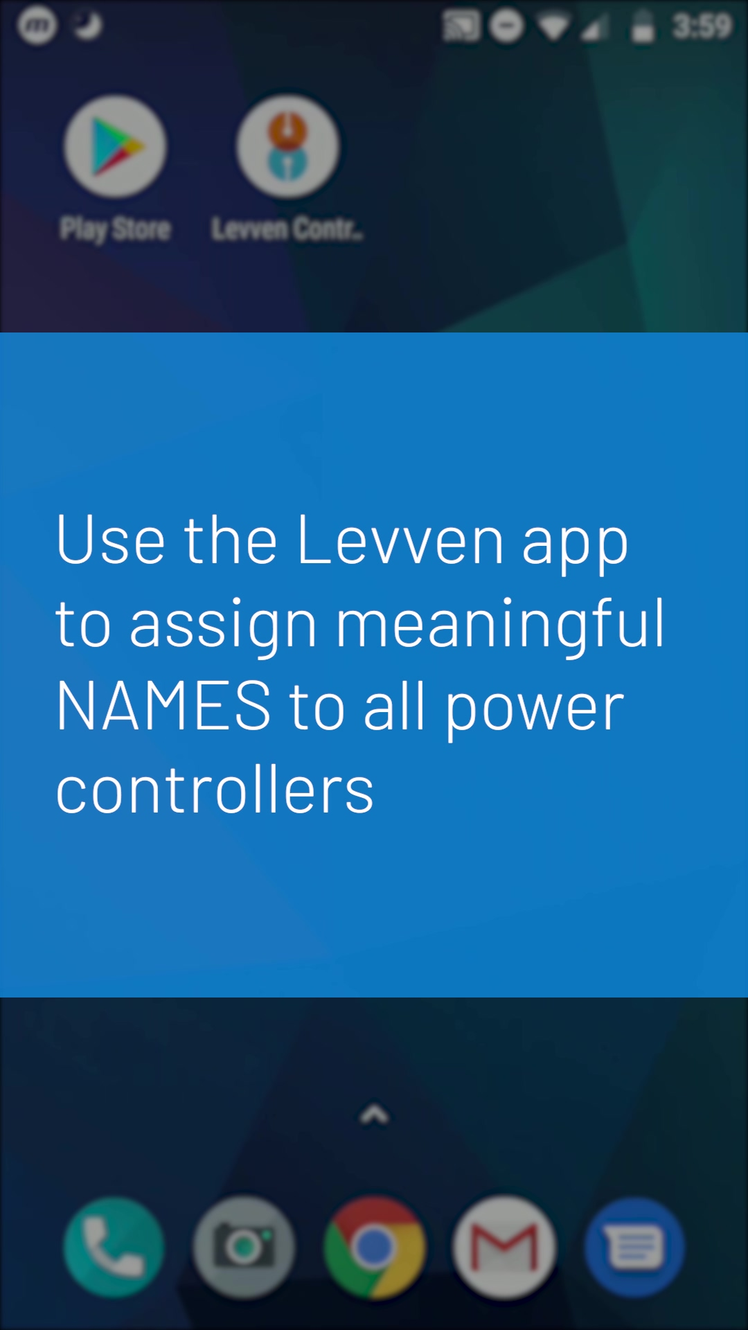 Levven App Name Controllers