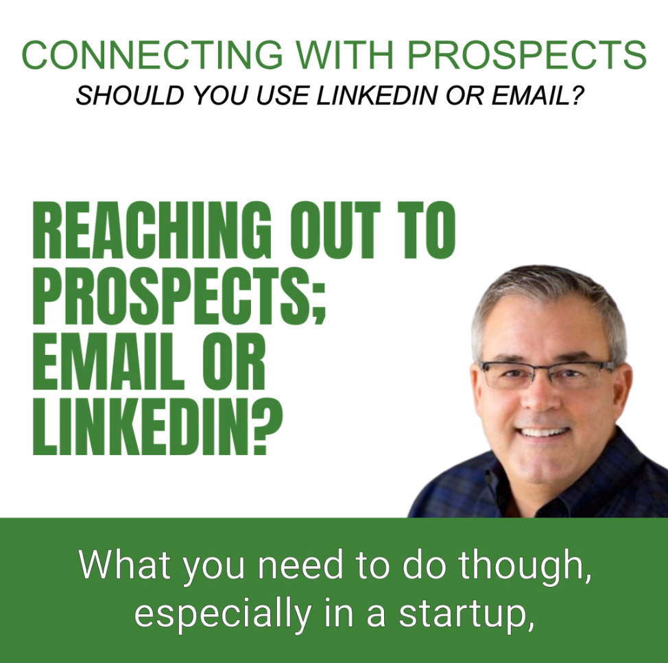 #2 8.13.2020 How Should I Reach Out to Prospects_