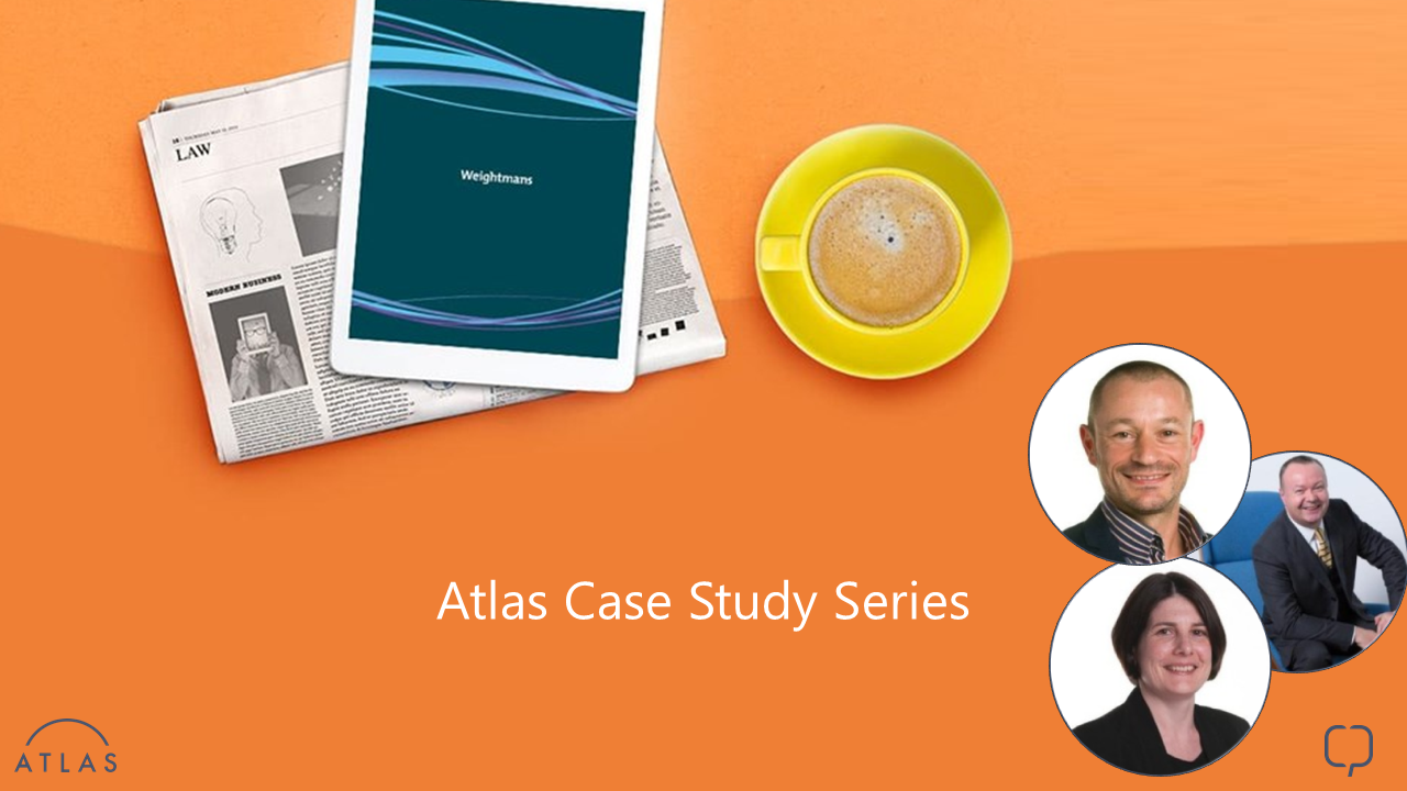 WEIGHTMANS Case Study - 001+002 - Describe Atlas - Fit with Digital Transformation Strategy - Driver