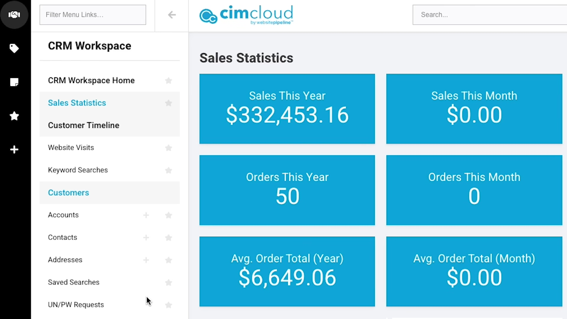 CIMcloud 2020 Select Connect Worker