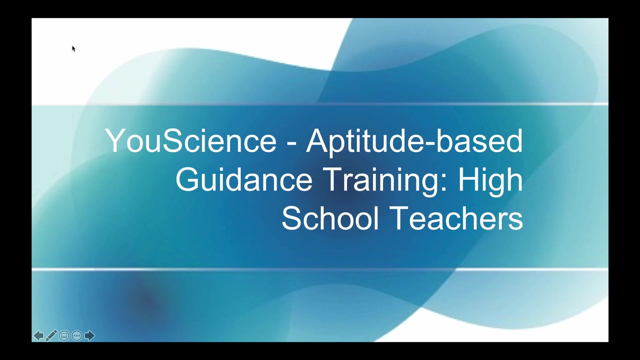 YouScience - Middle School Admin Training