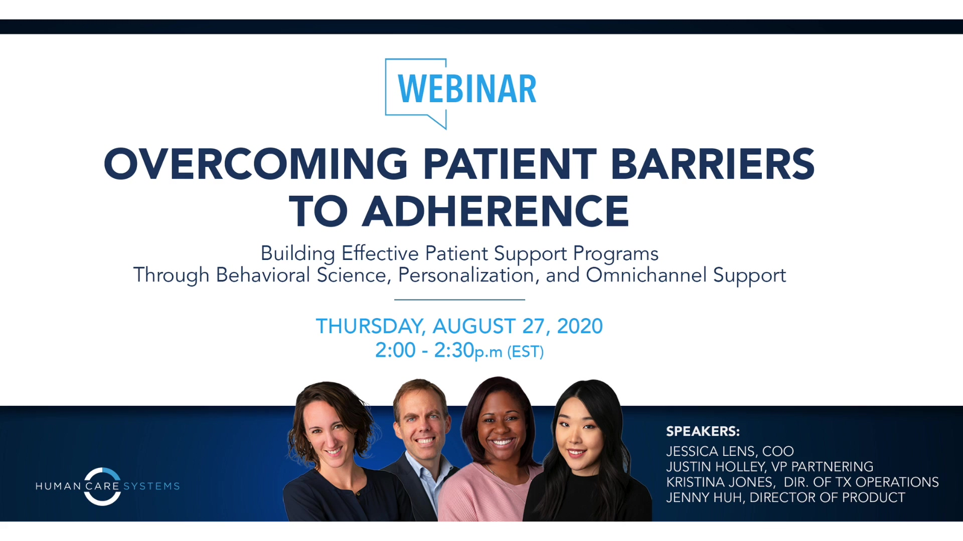 Overcoming Patient Barriers to Adherence-1