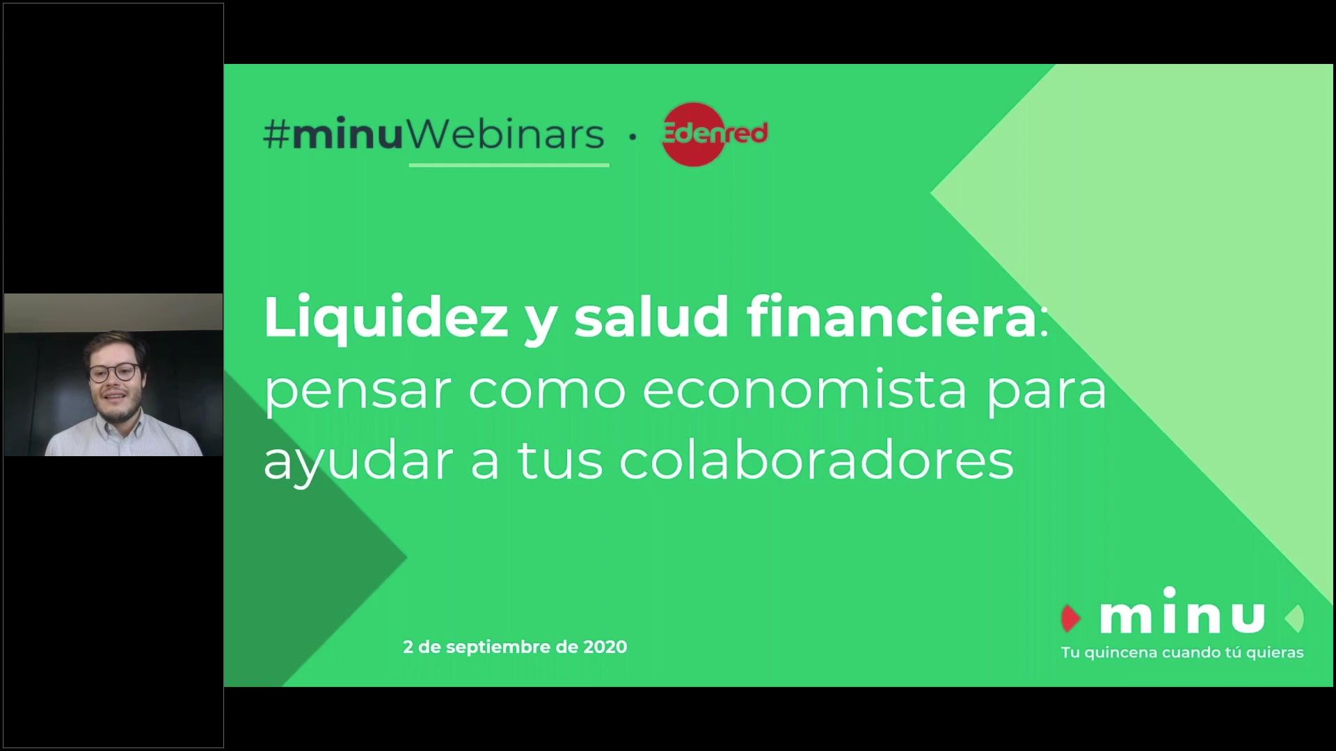 57 clip webinar Liquidez y salud financiera pensar como economista para apoyar a tus colaboradores