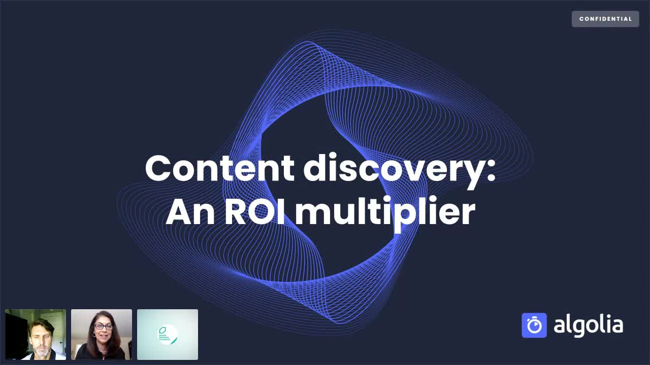 """illustration for: 'Content discovery: An ROI multiplier'"""""""
