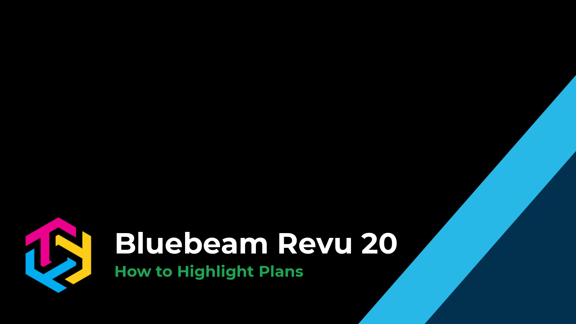 How to Highlight in Bluebeam Revu