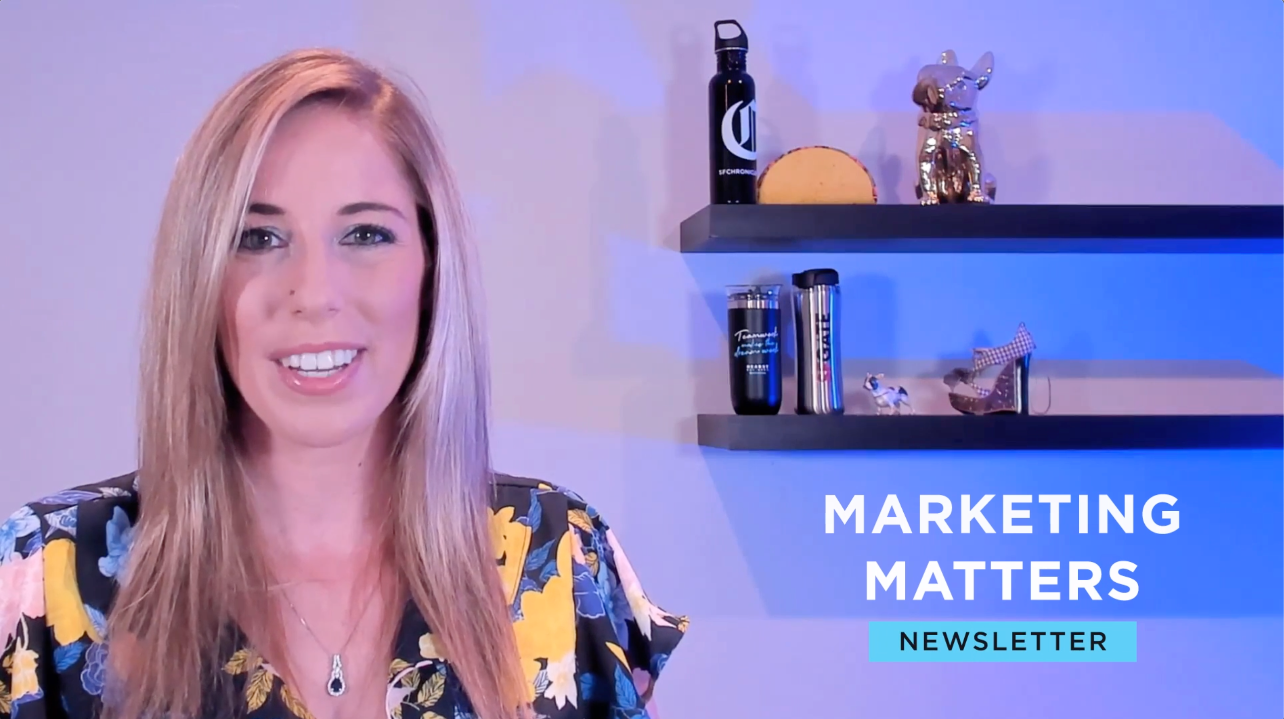 Marketing Matters Newsletter Promo Video FINAL