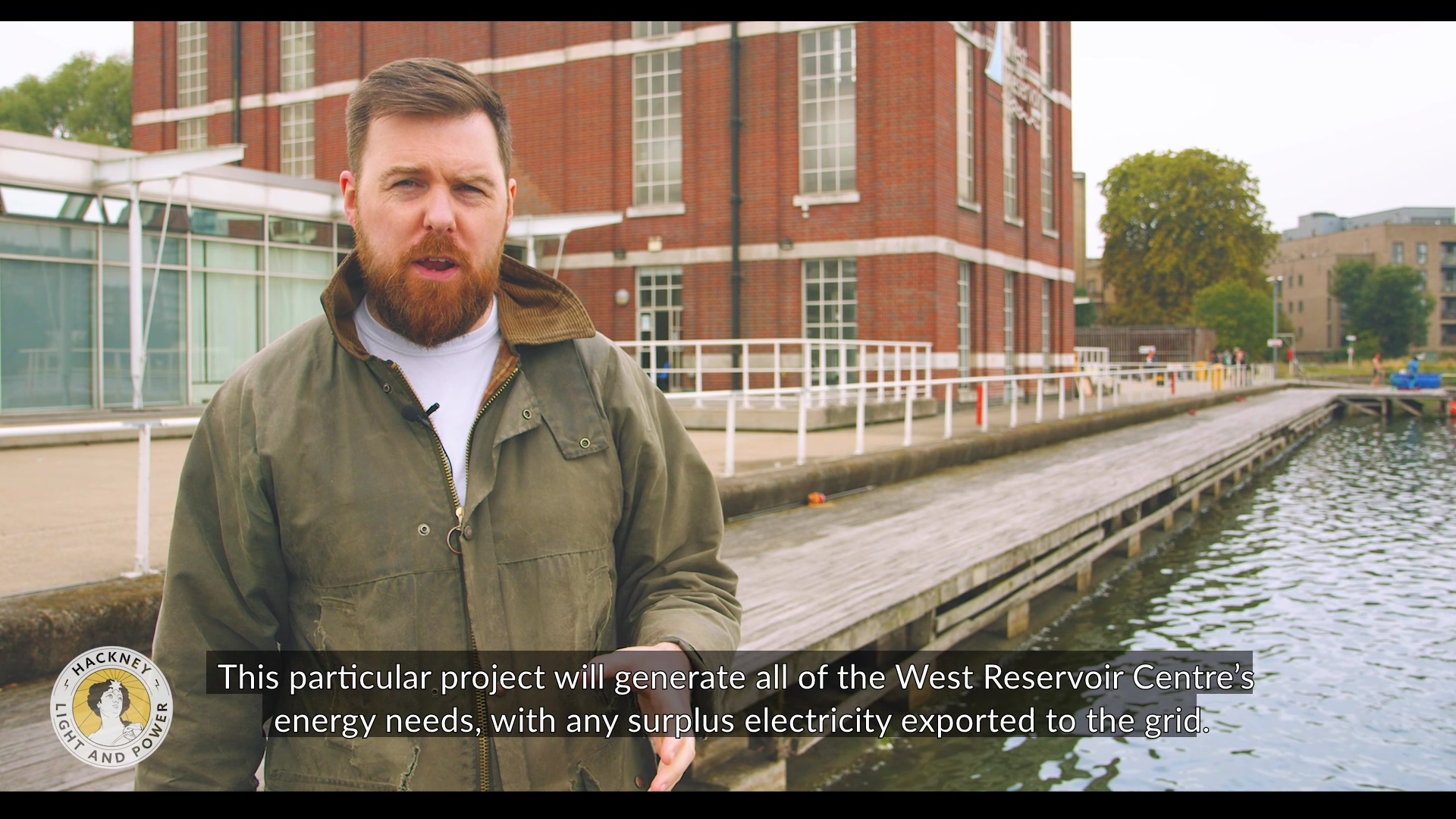 Hackney Council video