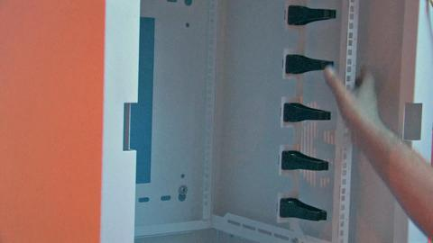 Standard Wall-Mount Cabinet - 25504-709 - Video 0