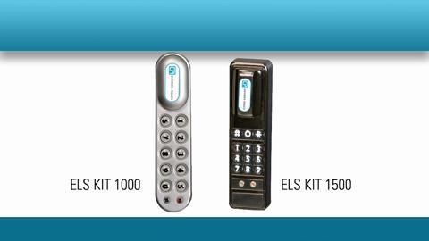 Two-Point Electronic Lock Retrofit Kit System 1000 - Video 0