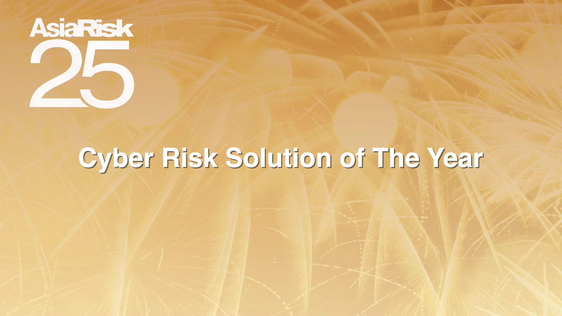 GBG - Cyber Risk Solution of The Year