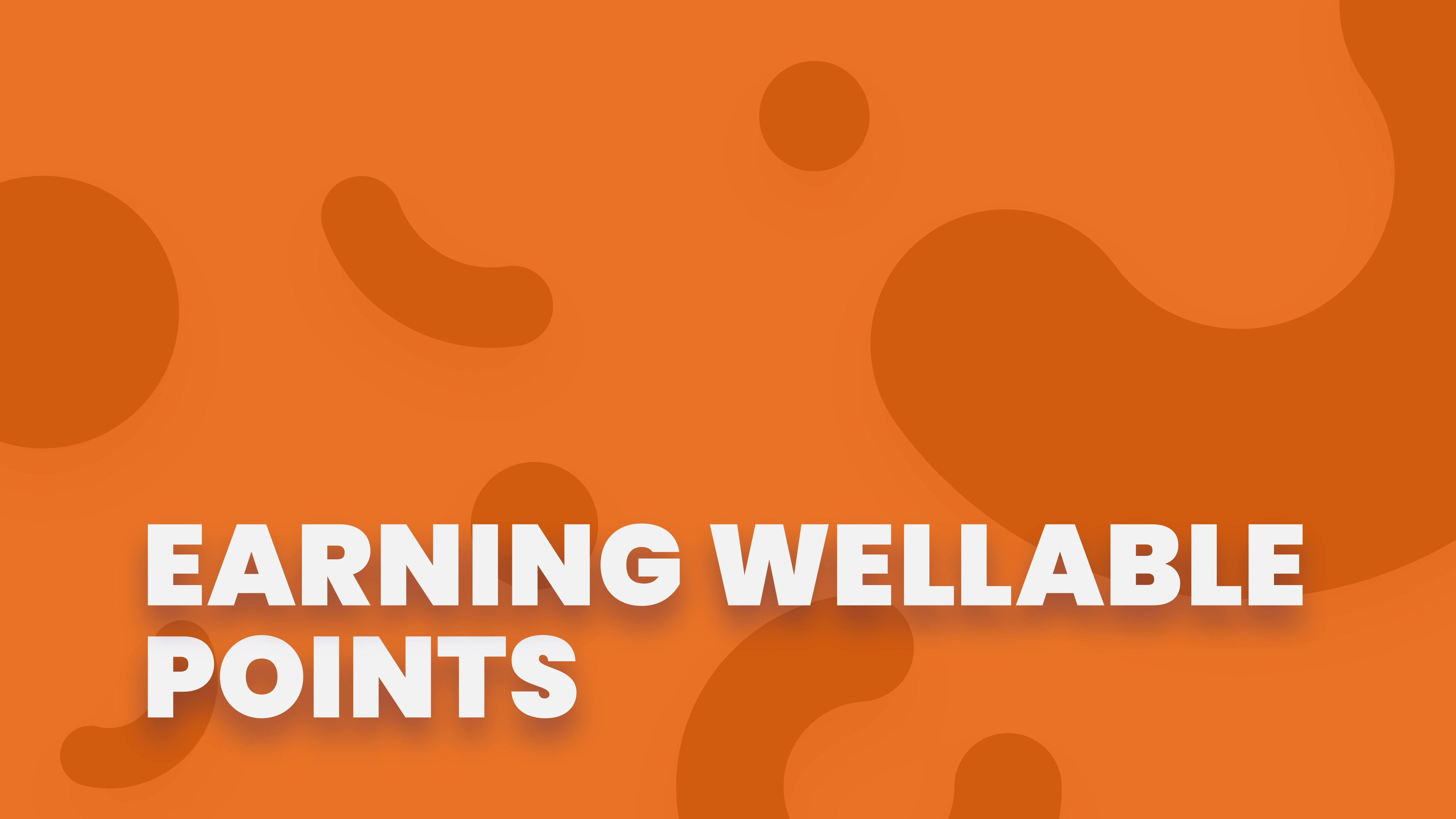 Earning Wellable points (1)