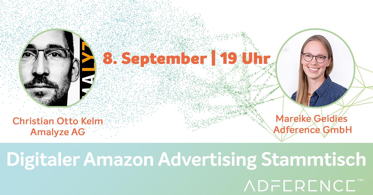 Amazon Advertising Stammtisch