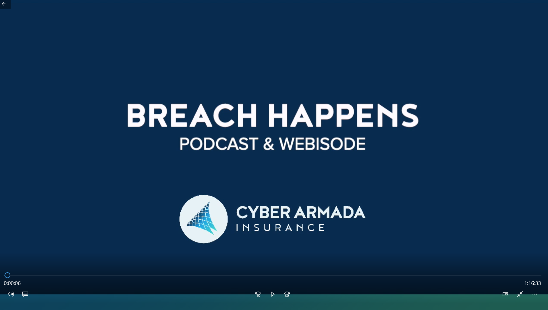 BREACH HAPPENS WEBISODE FINAL 2020