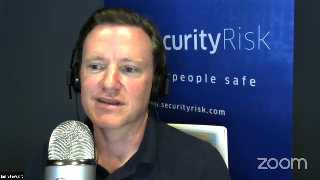 Selling security is like selling insurance