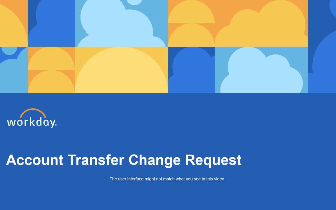 Account Transfer Change Request in Territory Planning