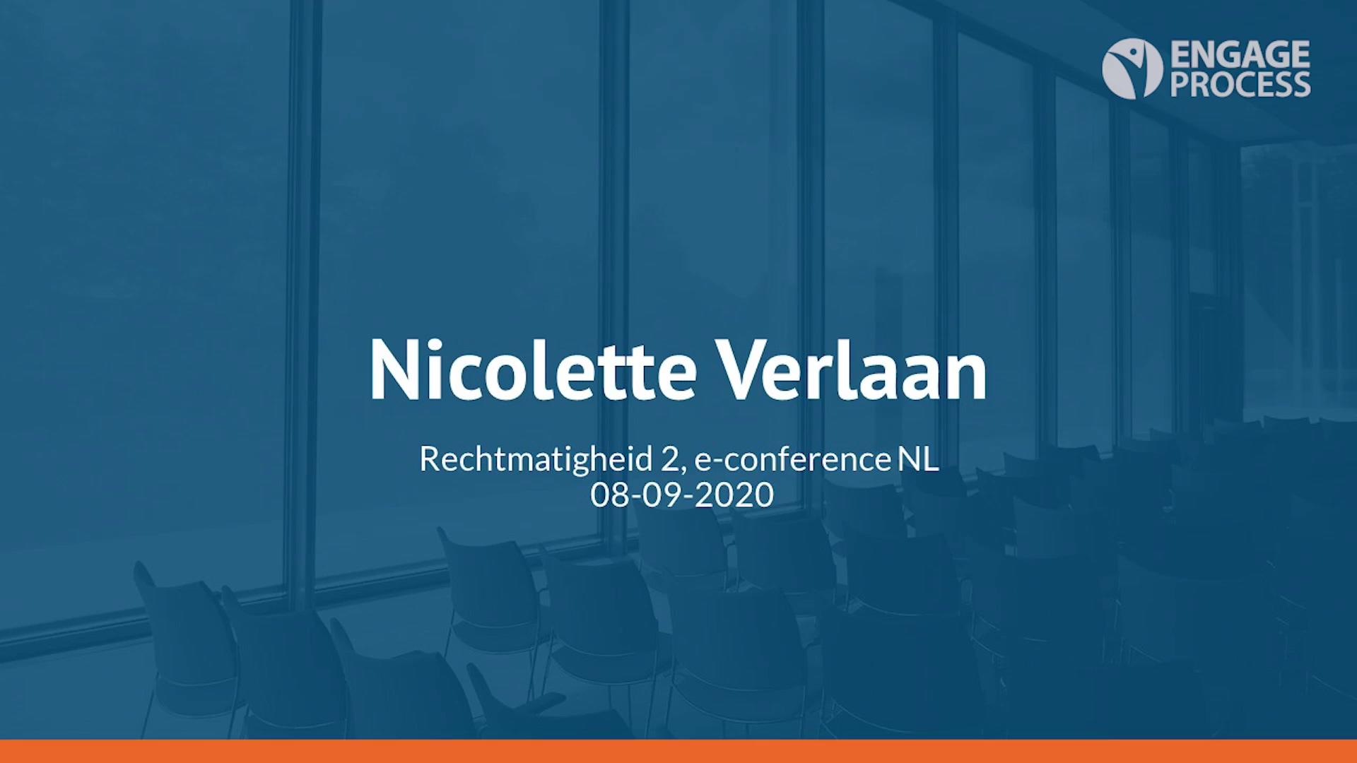 Rechtmatigheid 2 Nicolette Verlaan-V2