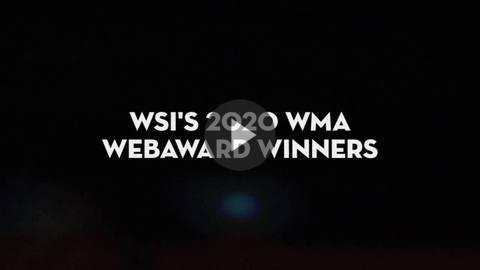 WSI's 2020 WMA WebAward Winners + Top Agency Award