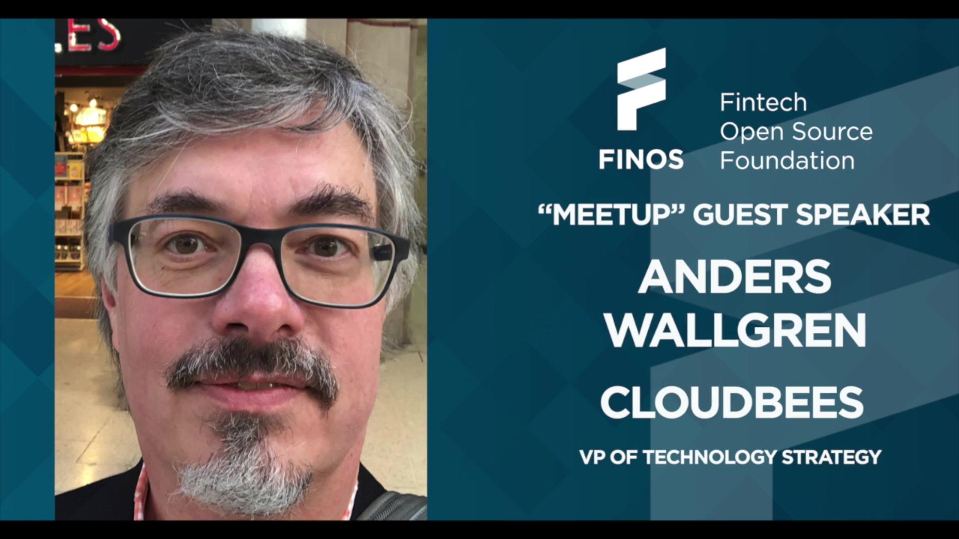 FINOS Meetup - CloudBees - 09 Sep 20